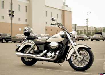 мотоцикл Honda - Shadow
