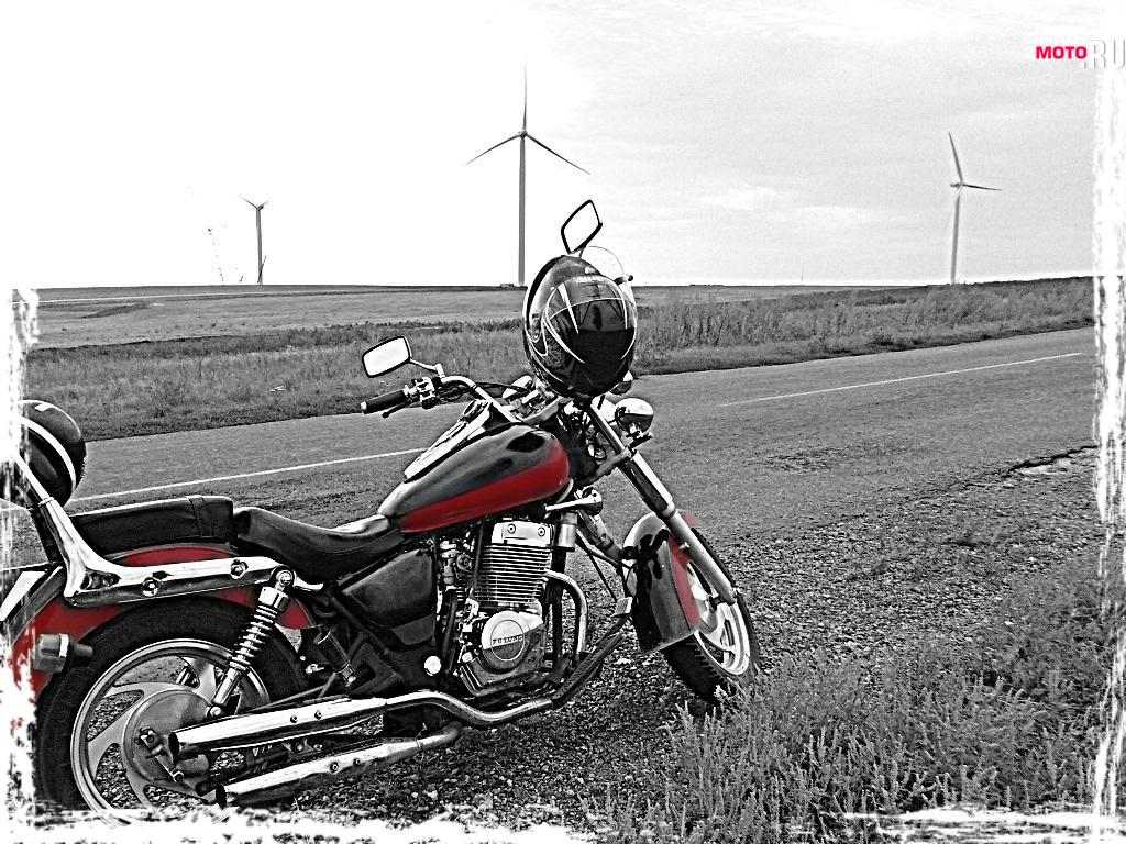 мотоцикл Futong - Futong RF - My Bike
