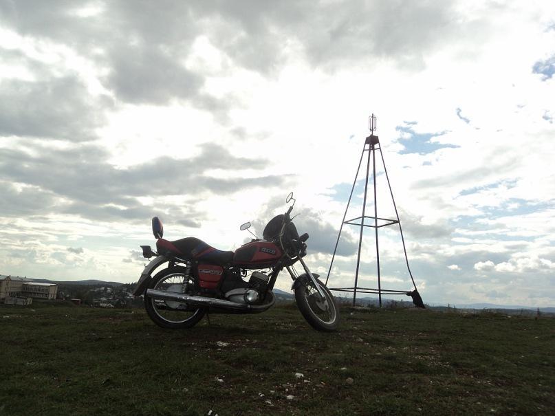 Мотоцикл иж юпитер 5 мой иж юпитер