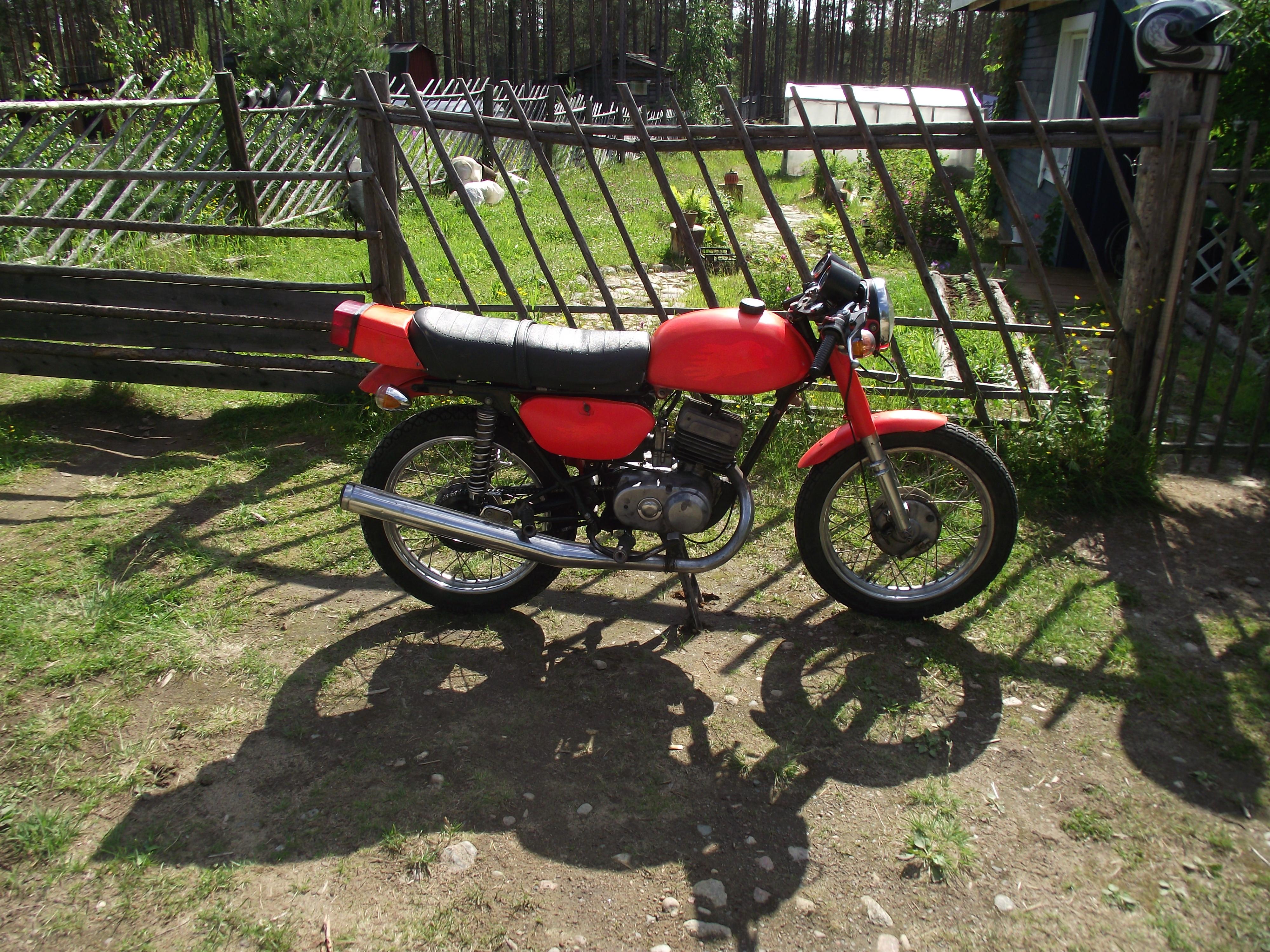 Мотоцикл минск c 125 3 11211