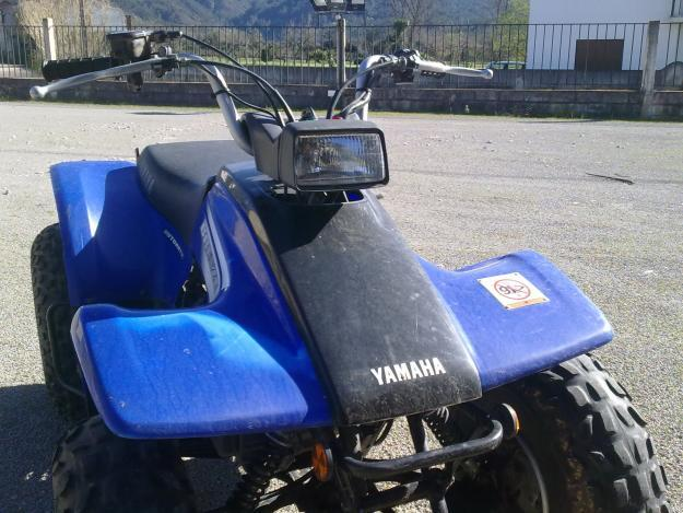 мотоцикл Yamaha - Breeze - Мой квадрик.