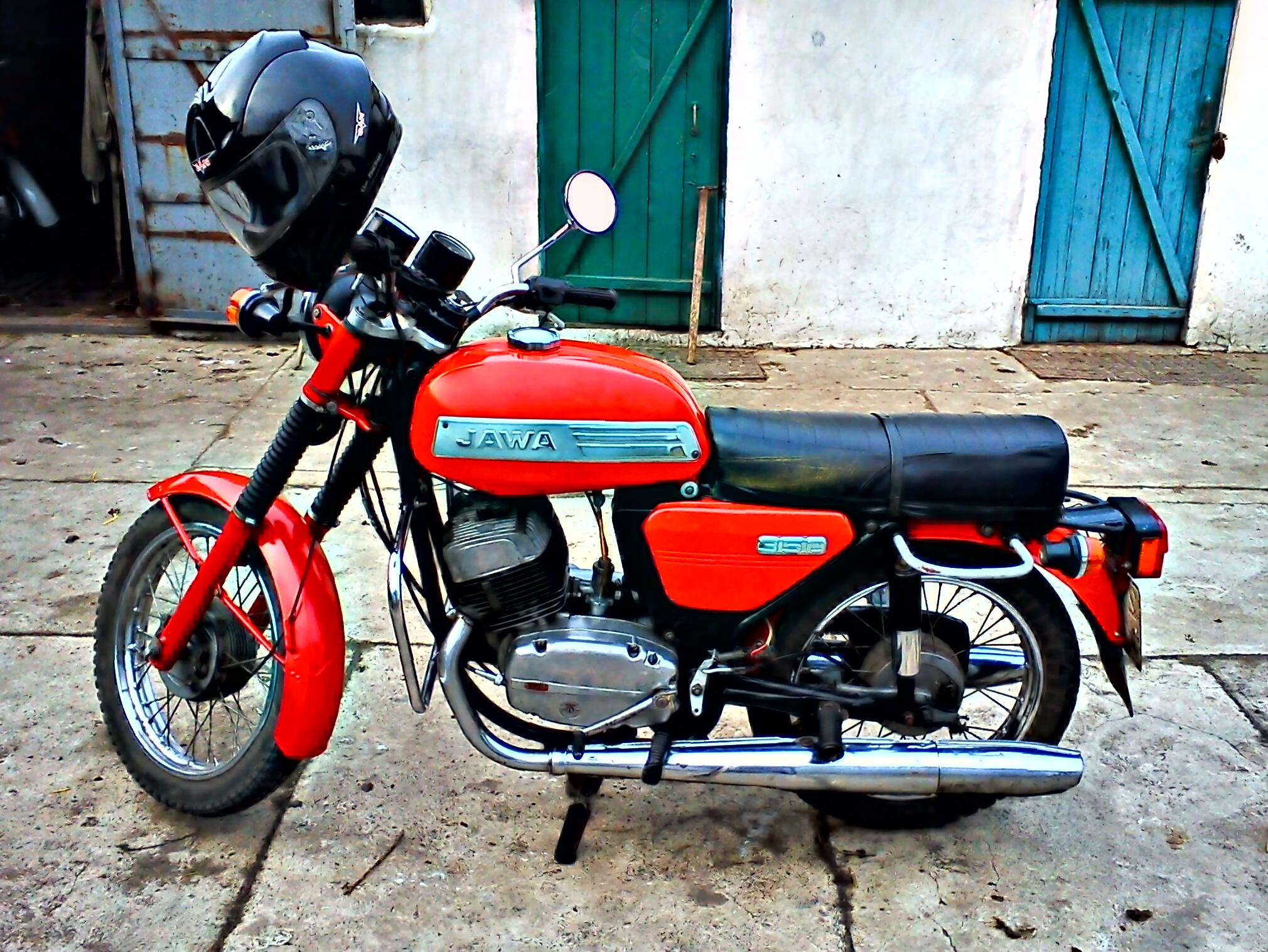 мотоцикл ява 350