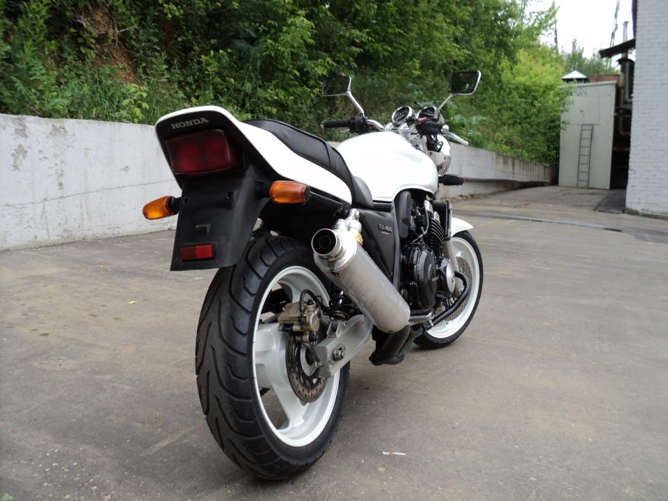 мотоцикл Honda - CB - Honda CB400 Super Four Version S (продана)