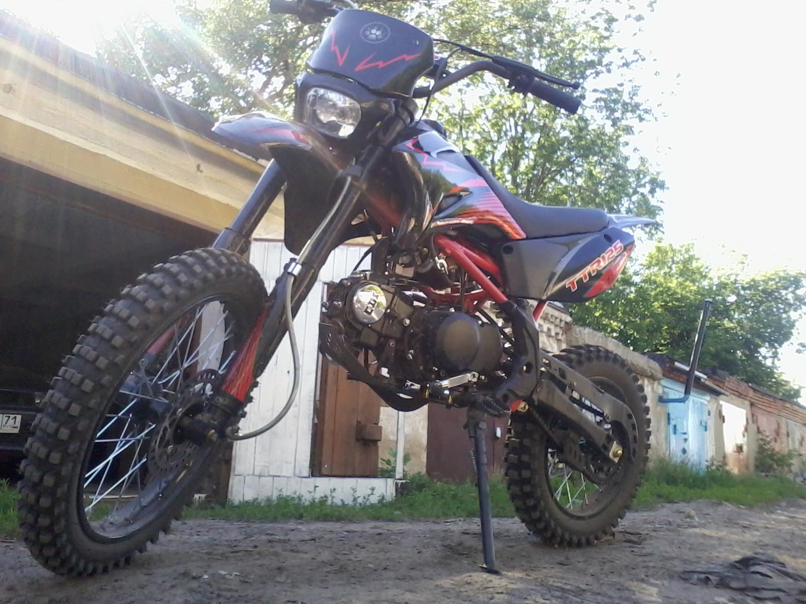 Мотоциклы ttr 125 источник
