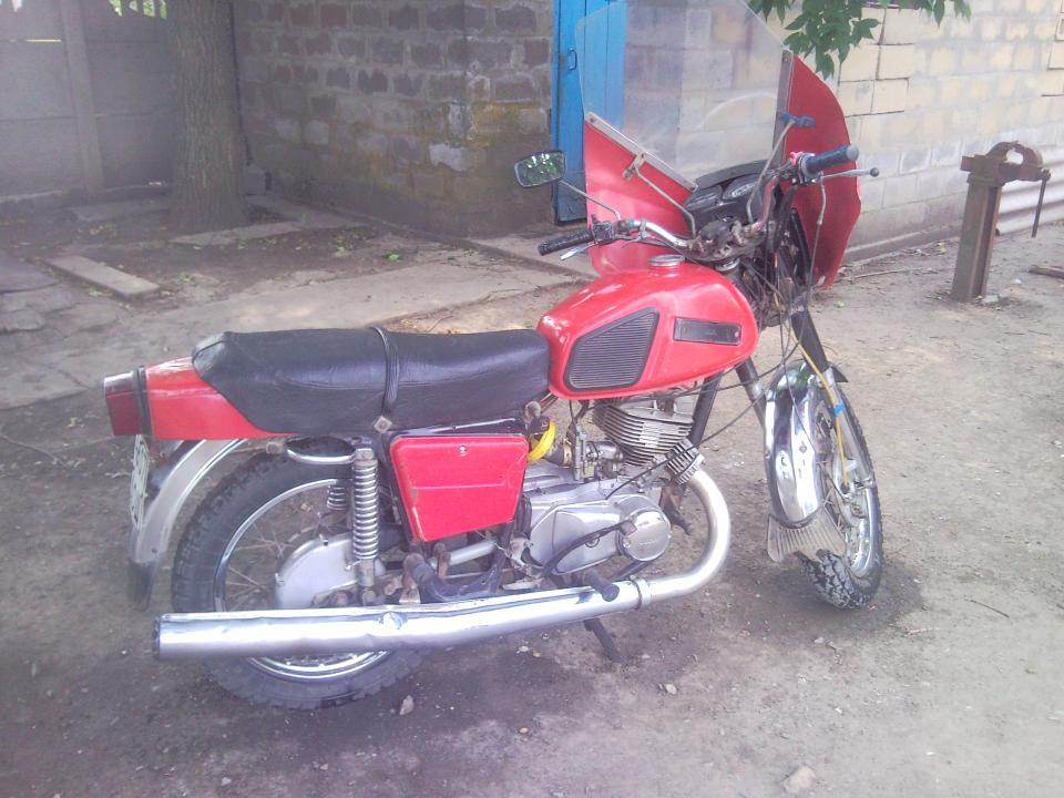 мотоцикл иж юпитер фото