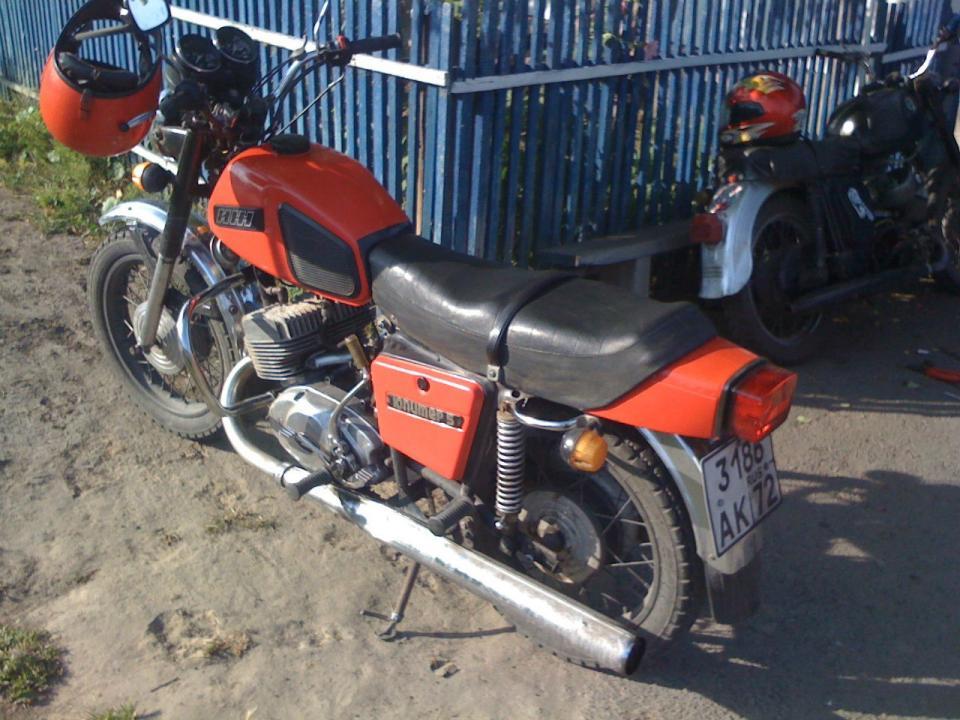 фото мотоциклов юпитер 5