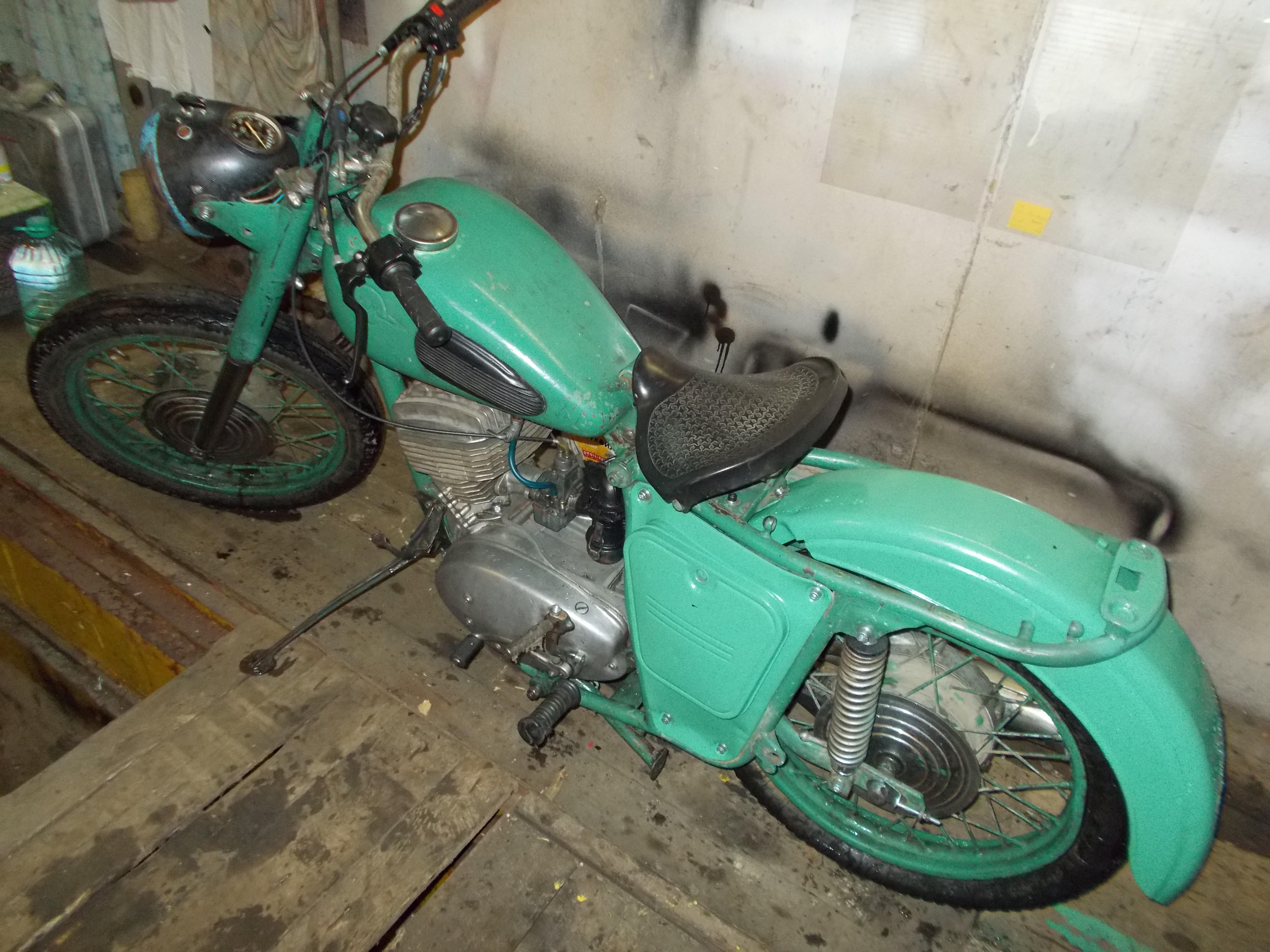 иж мотоцикл схема мотор