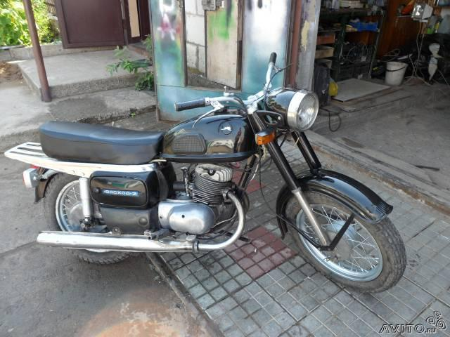 инструкция мотоцикла восход 2 - фото 8