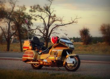 мотоцикл Honda - Gold Wing