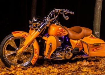 мотоцикл Harley - Road King
