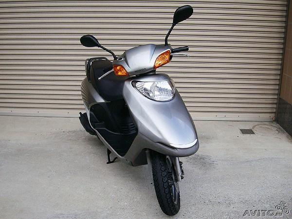 мотоцикл Honda - Spacy - Spacy 100 4Т