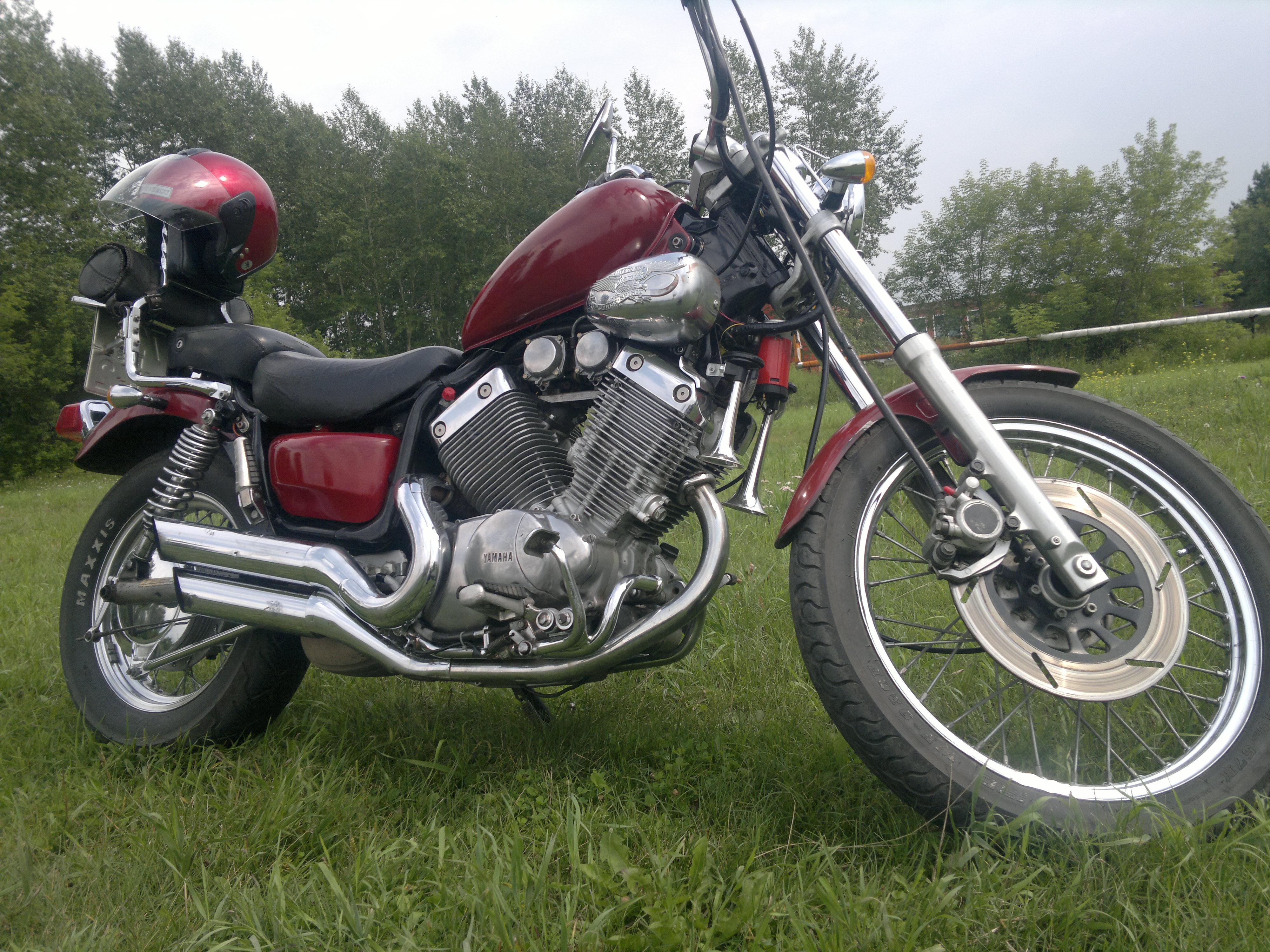 Запчасти для мотоциклов yamaha, 1999 года, virago 535