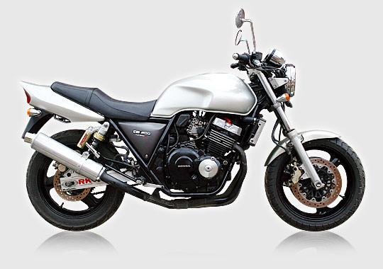 мотоцикл Honda - CB - CB 400 Super Four