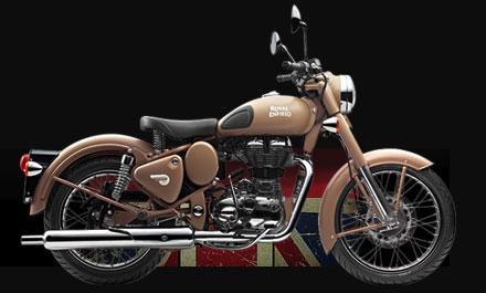 мотоцикл Royal Enfield - 650 super moto  - Мой королевский Royal Enfield