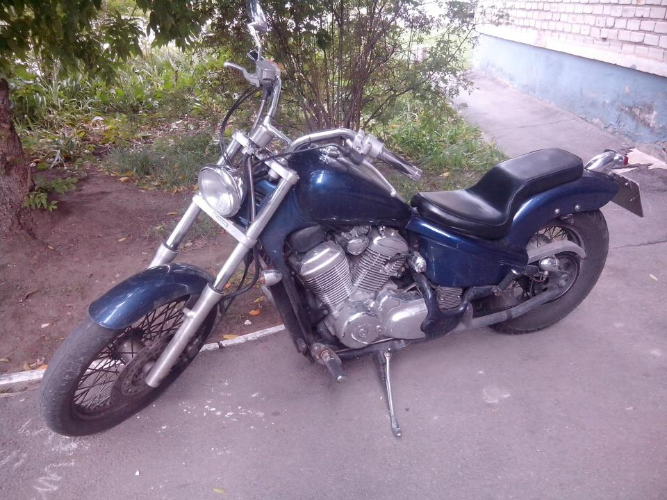 мотоцикл Honda - Steed - HONDA STEED 600 VLX