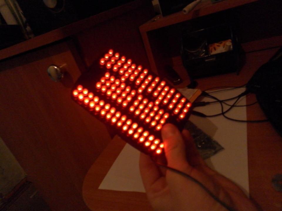 Как сделать светодиодную ленту на стоп