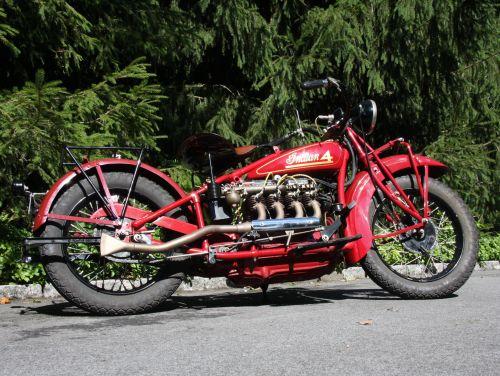 Indian Motorcycle Company - история и современность