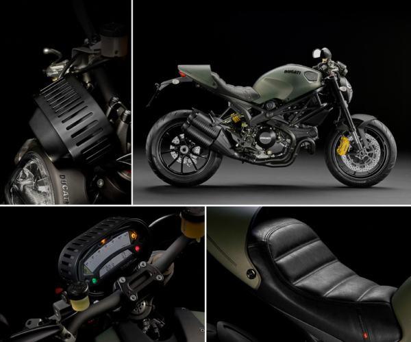 Ducati Monster Diesel - символ эпохи