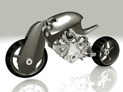 Мотоциклы будущего