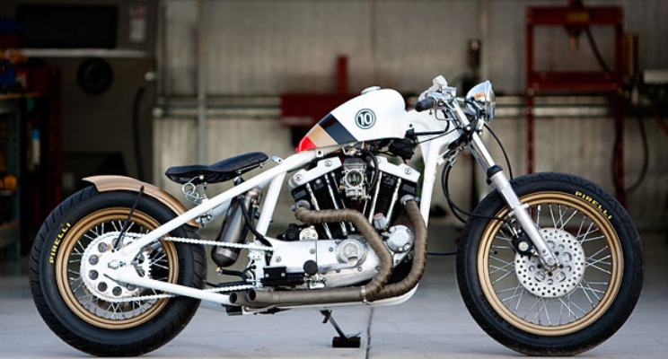 Harley Davidson от DP Custom Cycles