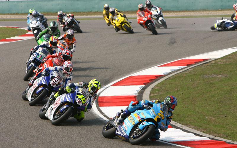 MotoGP 2012 и телевидение