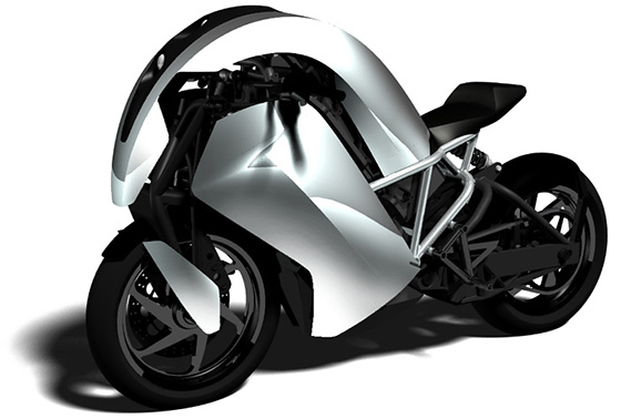 Электроциклы зазвучат по настоящему