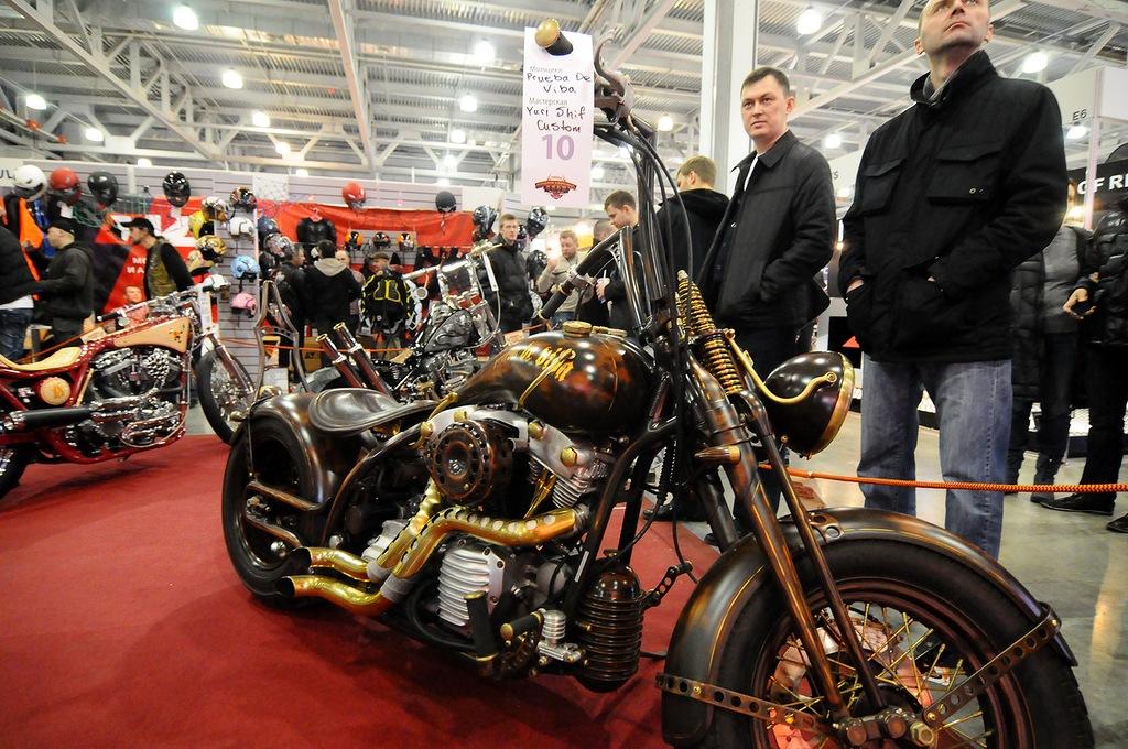 Мото Парк 2012 - мотоциклам быть