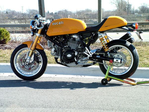 Ducati - инженерное искусство