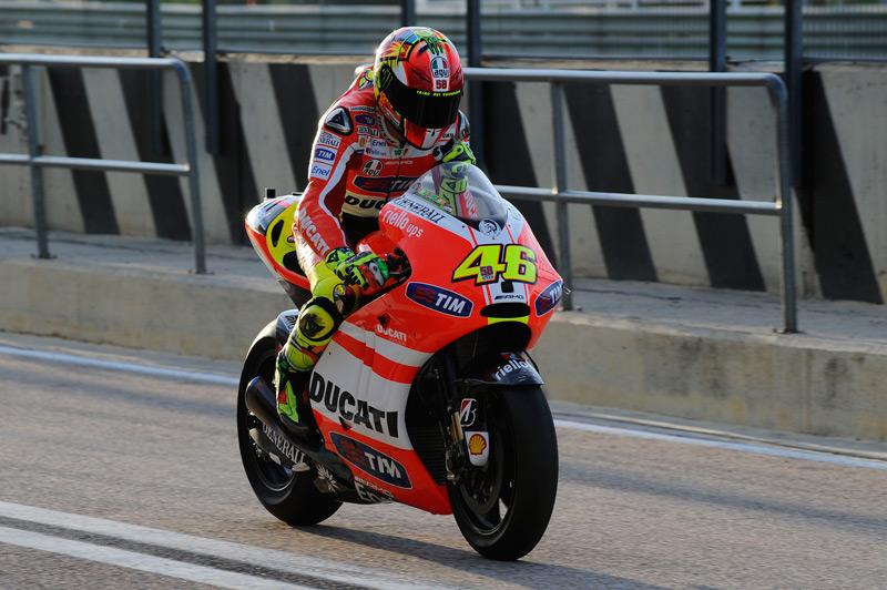 Ducati прокомментировали заявления Росси