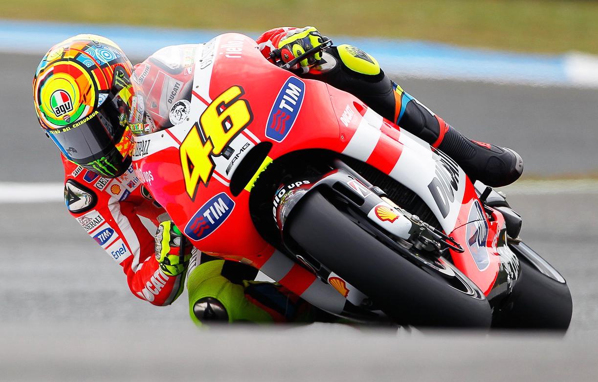 Валентино Росси останется в Ducati