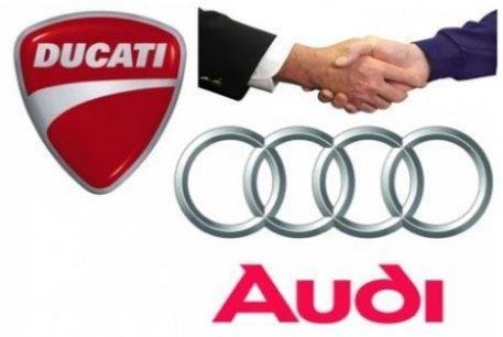 Ducati продана немцам