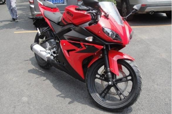 Genata RC125 - китайская Yamaha