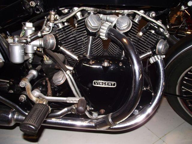 Двигатели мотоциклов - искусство