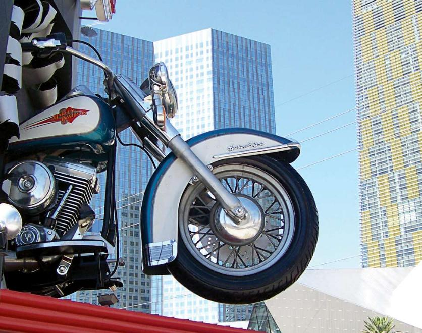 Harley Davidson мото кафе