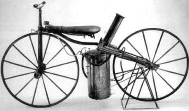 Первые мотоциклы