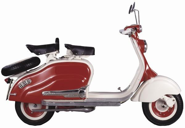 Lambretta. Классика скутера.