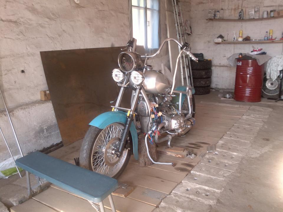 Люстра для мотоцикла своими руками 84