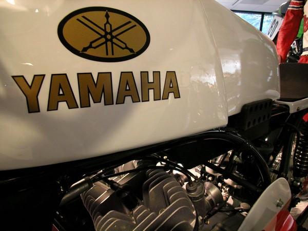 Yamaha 250 Racer