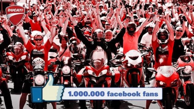 Ducati отблагодарили поклонников