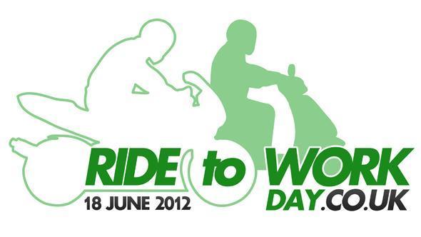 Ride To Work Day - день мотоциклиста