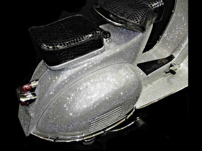 Самый дорогой скутер в мире