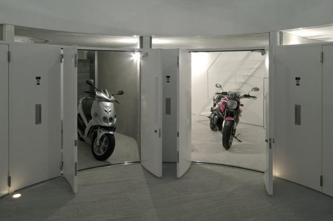 Апартаменты для мотоциклистов