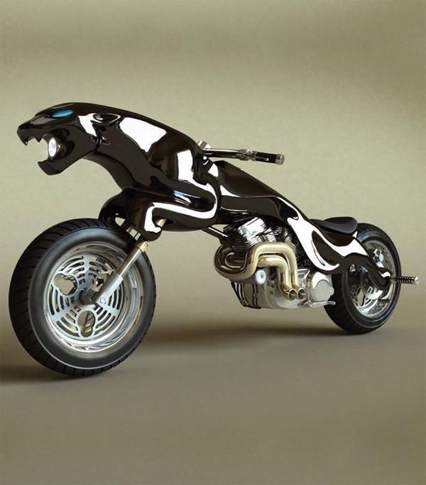 Мотоциклы из логотипов