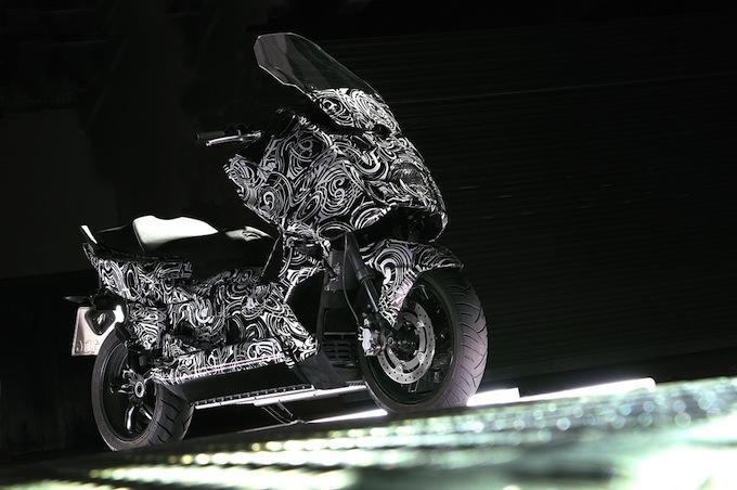 Электроскутер BMW E-Scooter