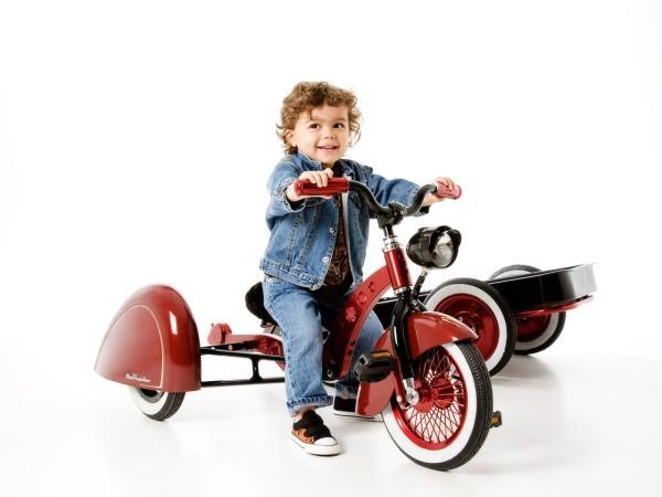Кастом трицикл для детей.