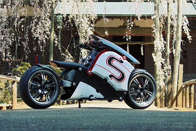 Электрический мотоцикл ZecOO