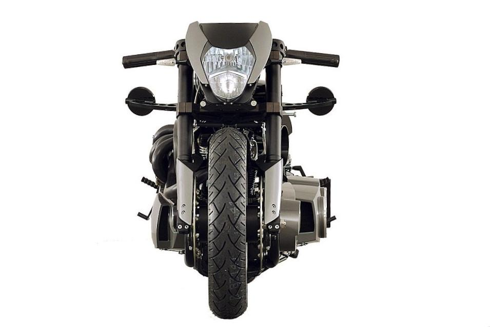 TWINTRAX от немецкой компании MOTORCYCLE AUTHORITY