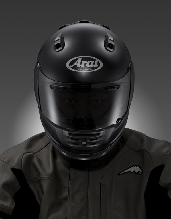 Arai представил новую модель шлема 2013 модельного года!