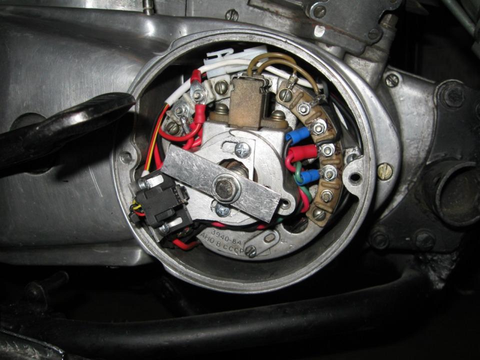 Модулятор к БСЗ Мотоцикл ИЖ