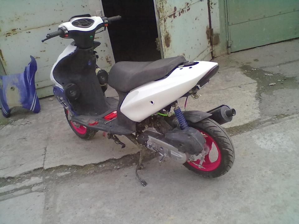 Сборка и покраска - Мотоцикл Другая - Другая